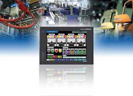 HMI-Industrial-automation