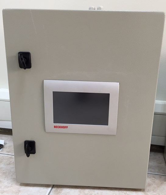 Industrial-Automation-Panel-with-HMI-Vacker-UAE