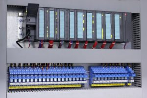 Programmable-logic-controller-and-BACNET-Panel